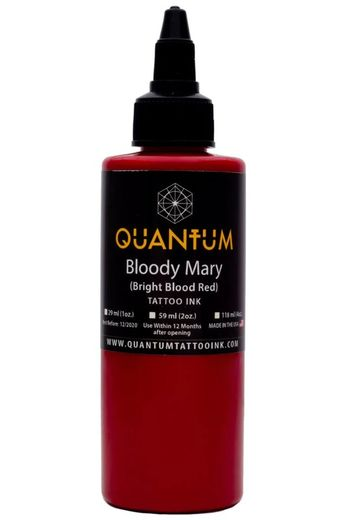 Quantum Tattoo Ink Bloody Mary 30ml