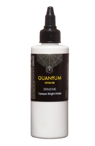 Quantum Tattoo Douche (bright white) 20ml