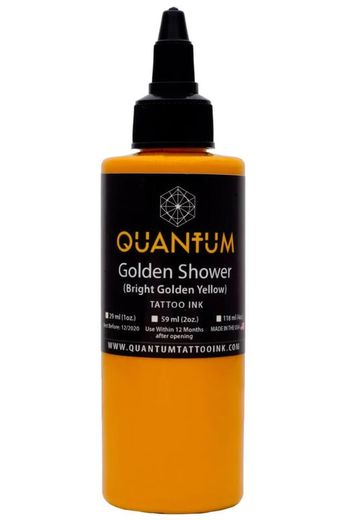 Quantum Tattoo Ink Golden Shower 20ml