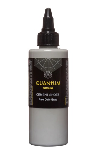 Quantum Tattoo Ink Cement Shoes 20ml
