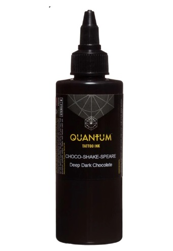 Quantum Tattoo Ink Choco-Shake-Speare 20ml