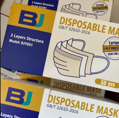disposable mask 10st