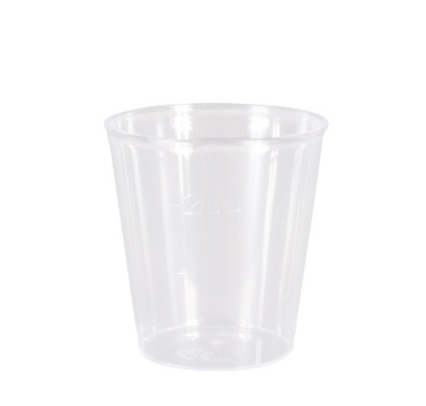 Plastic Cups for Rinse 50 cups