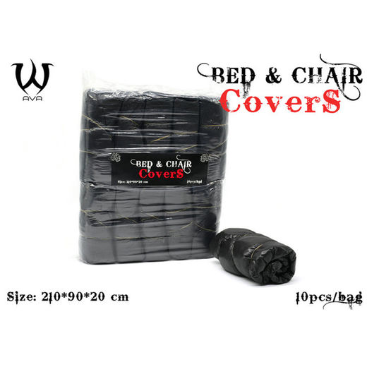 Black Tattoo Bed Cover 10st