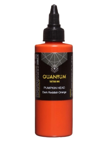 Quantum Tattoo Ink Pumpkin Head 20ml