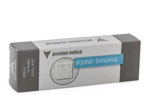 Precision Round Circle Bandages - box of 100st