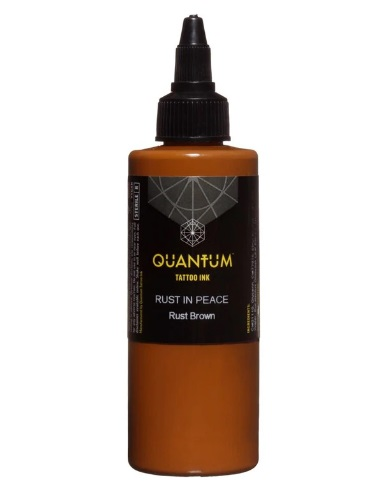 Quantum Tattoo Ink Rust in Peace 20ml