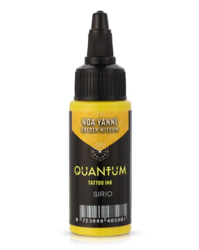 Noa Yanni Sirio Tattoo Ink 30ml