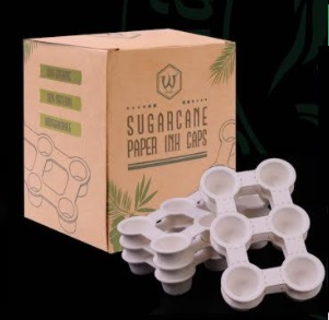 Sugarcane Ink Cups