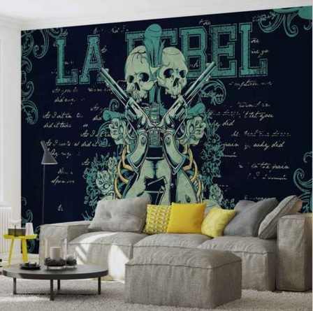 Photo Wallpaper Wall Mural